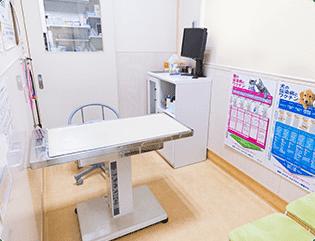 診療室①の写真
