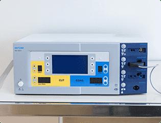 高周波手術装置の写真