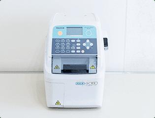動物用免疫反応測定装置の写真